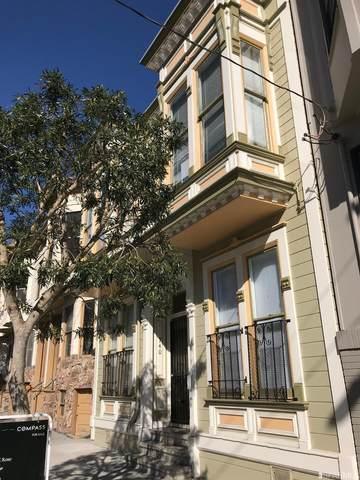 738-740 Central Avenue, San Francisco, CA 94117 (MLS #508960) :: Keller Williams San Francisco
