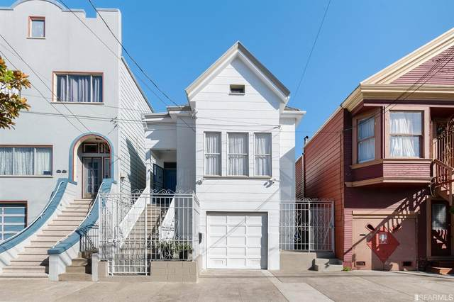 1275 Florida Street, San Francisco, CA 94110 (#509109) :: Corcoran Global Living