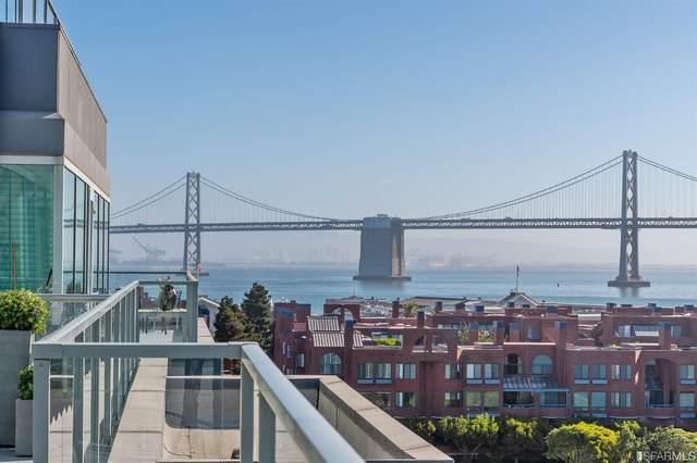 733 Front Street #704, San Francisco, CA 94111 (MLS #509155) :: Keller Williams San Francisco