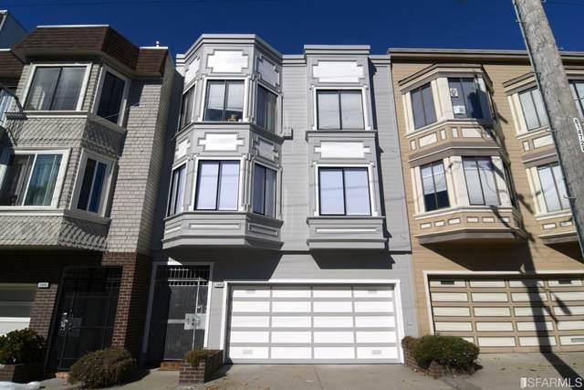 1940 Hayes Street #1, San Francisco, CA 94117 (#509227) :: Corcoran Global Living