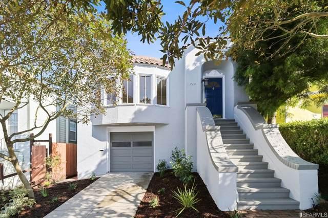 724 Head Street, San Francisco, CA 94132 (#509235) :: Corcoran Global Living