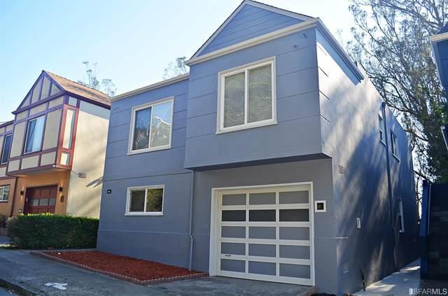 761 Panorama Drive, San Francisco, CA 94131 (#509391) :: Corcoran Global Living