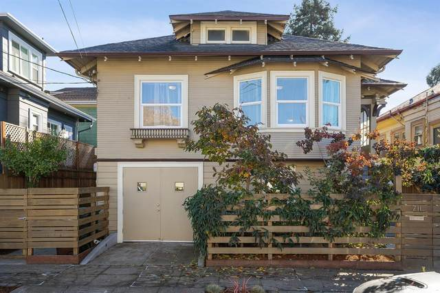 711 61st Street, Oakland, CA 94609 (#509528) :: Corcoran Global Living