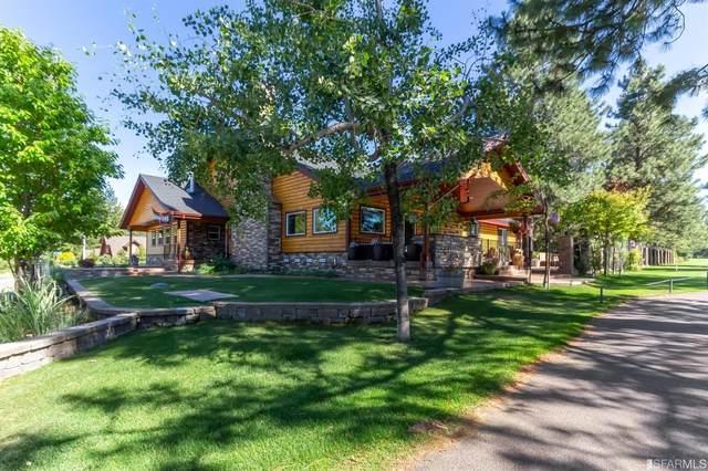 160 Creekhaven Drive, Lake Almanor, CA 96137 (MLS #509750) :: Keller Williams San Francisco