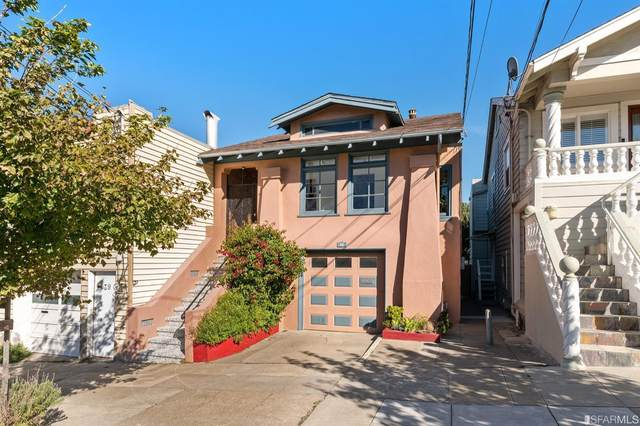 43 Cordova Street, San Francisco, CA 94112 (#509753) :: Corcoran Global Living