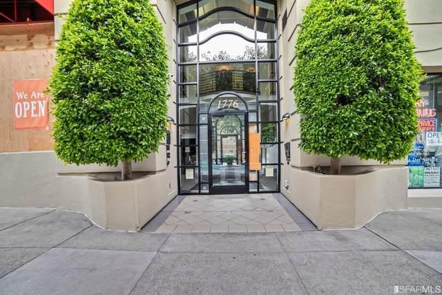1776 Sacramento Street #305, San Francisco, CA 94109 (#509855) :: Corcoran Global Living