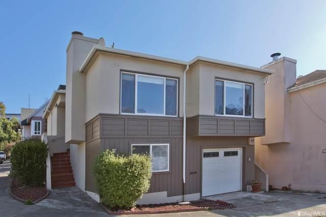 368 Dellbrook Avenue, San Francisco, CA 94131 (#510014) :: Corcoran Global Living