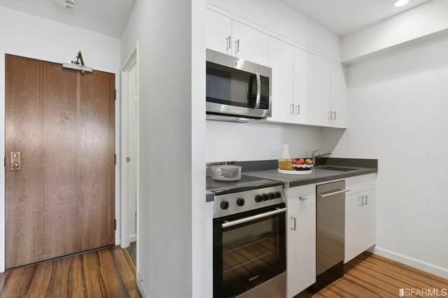 1177 California Street #311, San Francisco, CA 94108 (MLS #511139) :: Compass
