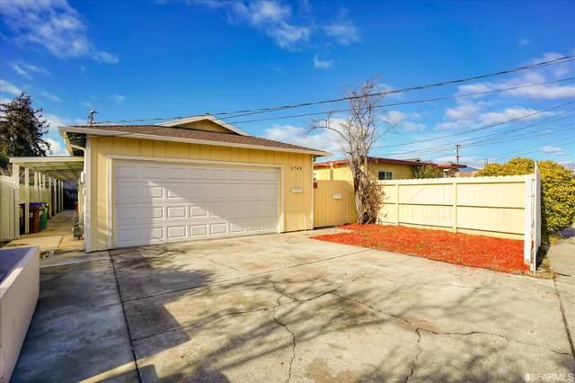 1749 16th Street, San Pablo, CA 94806 (MLS #511192) :: Compass