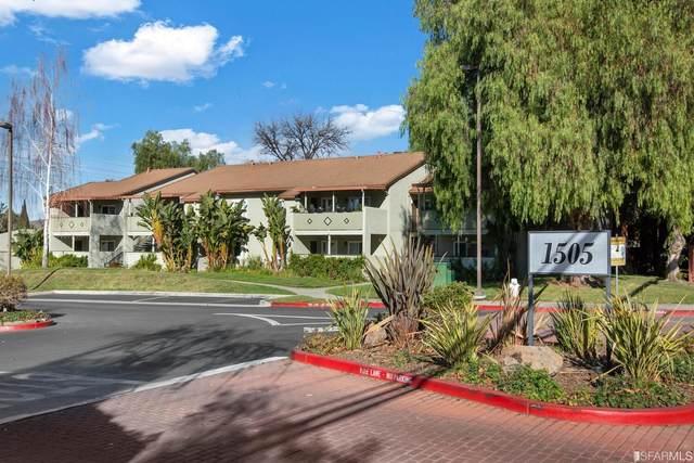 1505 Kirker Pass Road #130, Concord, CA 94521 (MLS #511807) :: Keller Williams San Francisco