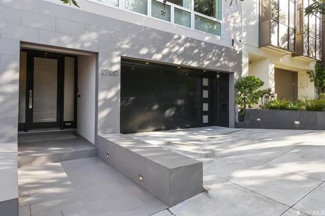 2760 Lyon Street, San Francisco, CA 94123 (MLS #512051) :: Compass