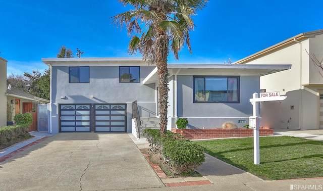 289 Westview Drive, South San Francisco, CA 94080 (MLS #512188) :: Compass