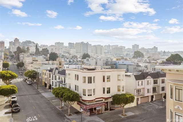 1701-1711 Greenwich Street, San Francisco, CA 94123 (MLS #512200) :: Compass