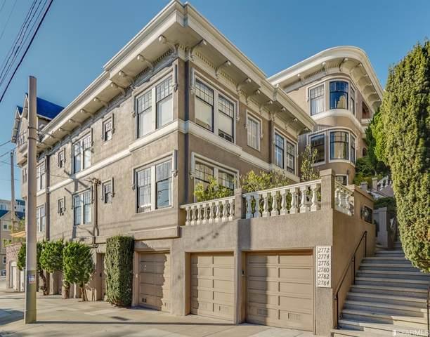 2786 Jackson Street A, San Francisco, CA 94115 (MLS #512231) :: Keller Williams San Francisco