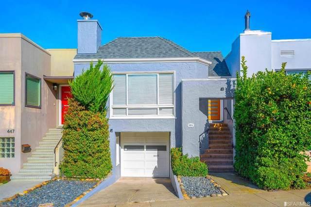 449 Teresita Boulevard, San Francisco, CA 94127 (#512278) :: RE/MAX Accord (DRE# 01491373)