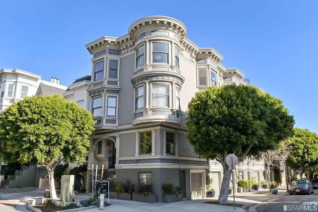 100 Pierce Street, San Francisco, CA 94117 (MLS #512321) :: Keller Williams San Francisco