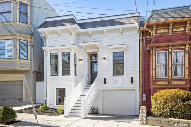 1858 Church Street, San Francisco, CA 94131 (MLS #512368) :: Keller Williams San Francisco