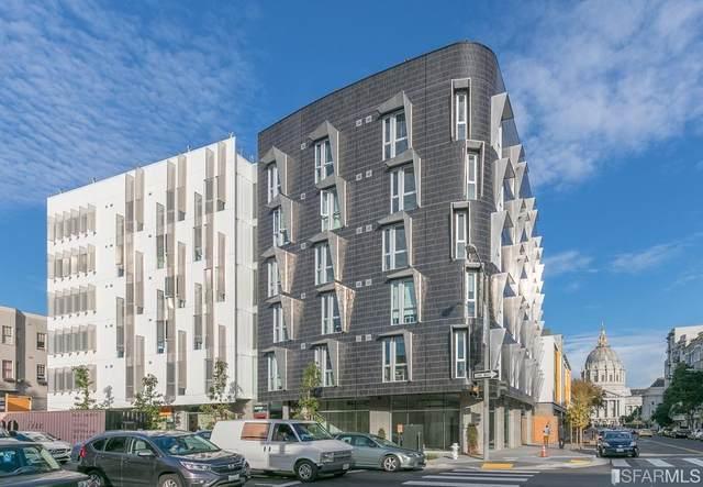 388 Fulton Street #603, San Francisco, CA 94102 (MLS #512371) :: Keller Williams San Francisco