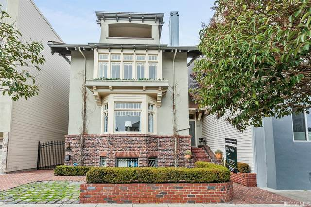 115 Palm Avenue, San Francisco, CA 94118 (#512394) :: Corcoran Global Living