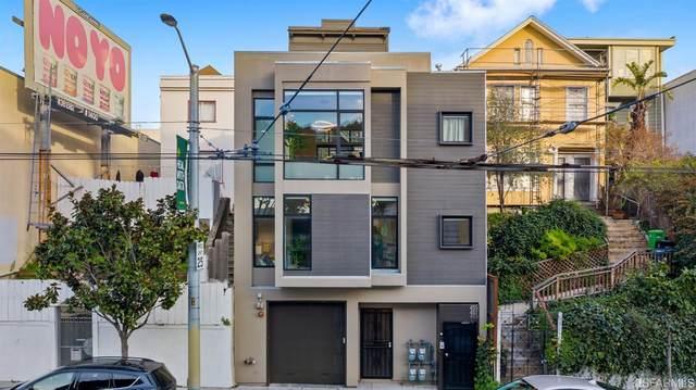 453-457 Potrero Avenue, San Francisco, CA 94110 (MLS #512411) :: Keller Williams San Francisco