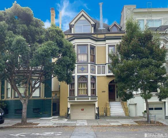 2727 Clay Street, San Francisco, CA 94115 (#512447) :: Corcoran Global Living