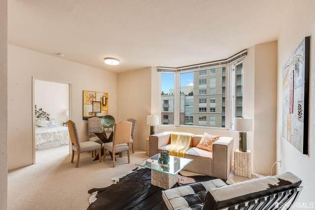 201 Harrison Street #925, San Francisco, CA 94105 (#512453) :: Corcoran Global Living