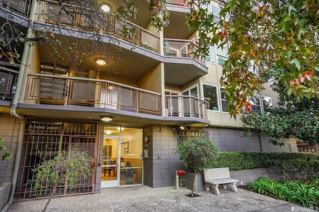 22 Moss Avenue #210, Oakland, CA 94610 (MLS #513087) :: Keller Williams San Francisco