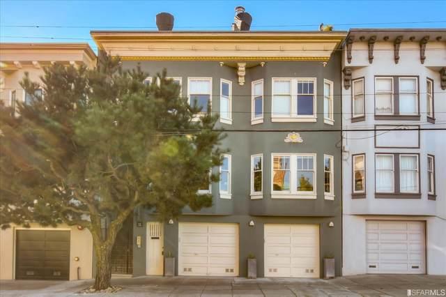 115 Ashbury Street, San Francisco, CA 94117 (MLS #514344) :: Compass