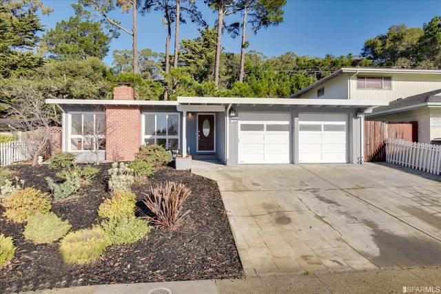 1366 Ridgewood Drive, Millbrae, CA 94030 (MLS #515435) :: Compass