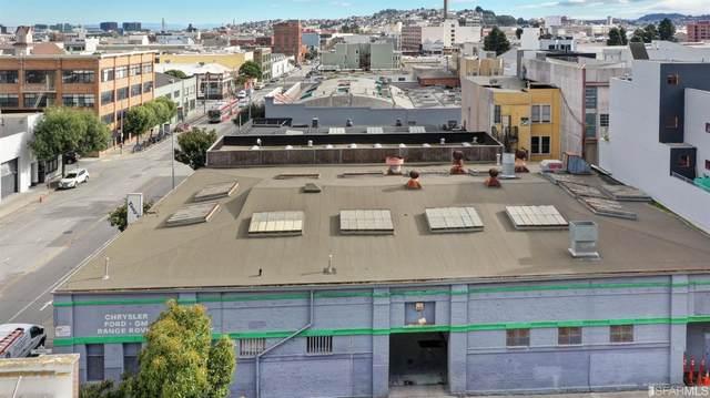 140 11th Street, San Francisco, CA 94103 (#513328) :: Corcoran Global Living