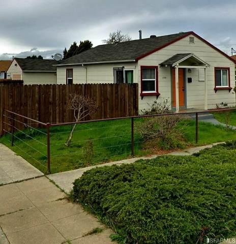 129 S 41st Street, Richmond, CA 94804 (MLS #421517231) :: Compass
