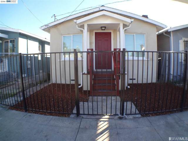 1496 76TH Avenue, Oakland, CA 94621 (MLS #421517673) :: Keller Williams San Francisco