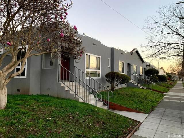 2651 Sacramento Street, Berkeley, CA 94702 (MLS #421517842) :: Keller Williams San Francisco