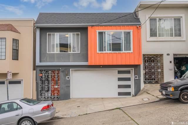 60 Thrift Street, San Francisco, CA 94112 (MLS #421516526) :: Keller Williams San Francisco