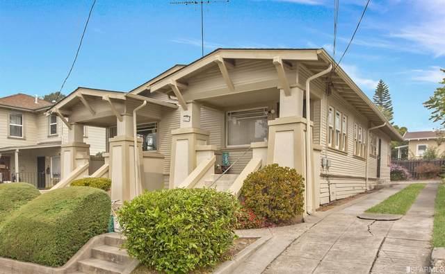3024 29th Street, Oakland, CA 94601 (MLS #421519241) :: Keller Williams San Francisco