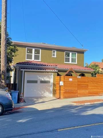 1250 Spruce Street, Berkeley, CA 94709 (MLS #421520279) :: Keller Williams San Francisco