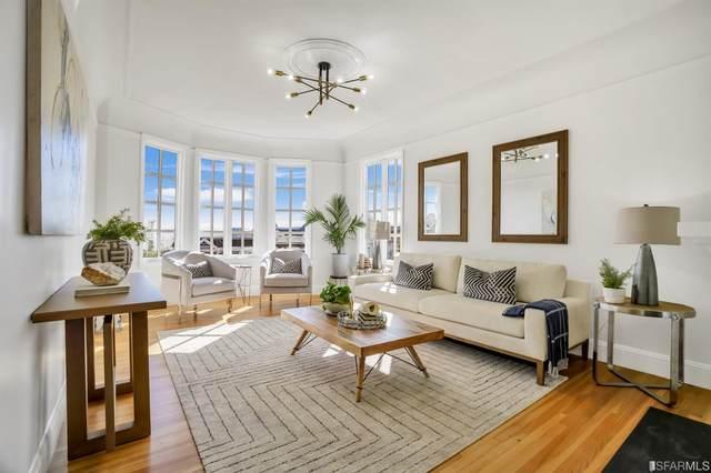 1905 Laguna Street #305, San Francisco, CA 94115 (#421519317) :: Corcoran Global Living