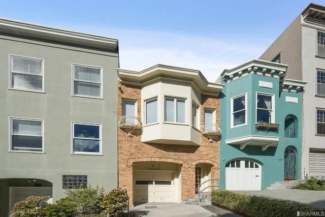 454 Greenwich Street, San Francisco, CA 94133 (#421521719) :: Corcoran Global Living