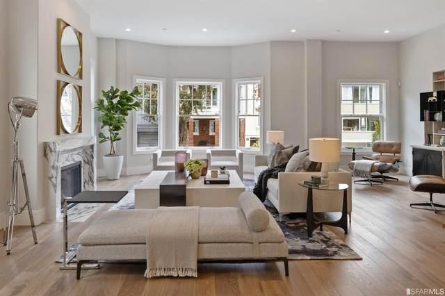 3259 Clay Street, San Francisco, CA 94115 (#421522100) :: Corcoran Global Living