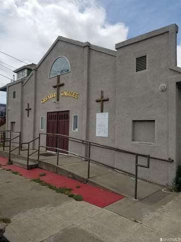 2439 Adeline Street, Oakland, CA 94607 (#421522295) :: The Kulda Real Estate Group