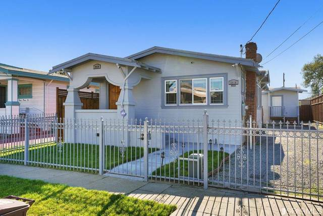 2020 86th Avenue, Oakland, CA 94621 (MLS #421522415) :: Keller Williams San Francisco