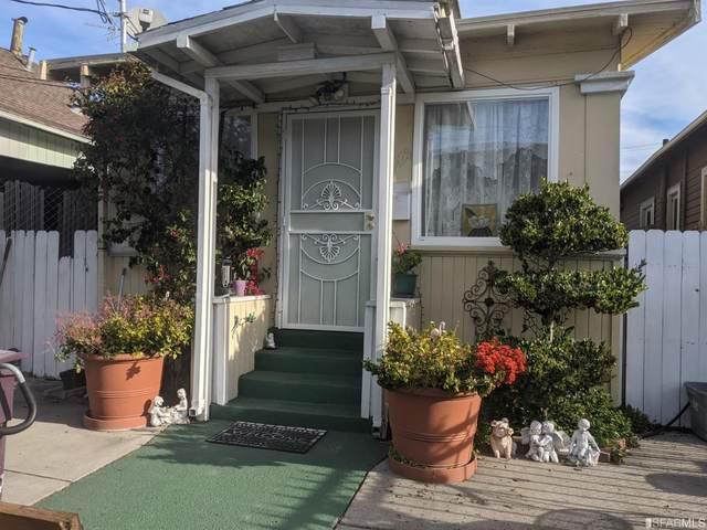 3428 Elmwood Avenue, Oakland, CA 94601 (MLS #421522752) :: Keller Williams San Francisco