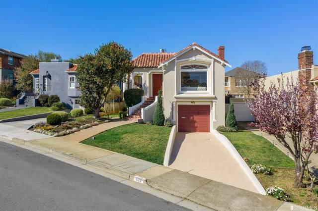 665 Victoria Street, San Francisco, CA 94127 (MLS #421522679) :: Compass