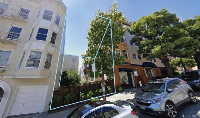 1645 Jones Street, San Francisco, CA 94109 (#421522941) :: Corcoran Global Living