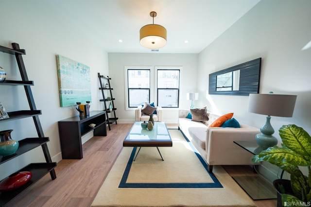 1649 Cabrillo Street #1649, San Francisco, CA 94121 (#421522714) :: Corcoran Global Living