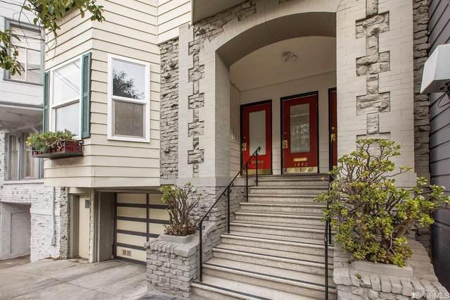 1440 Leavenworth Street, San Francisco, CA 94109 (MLS #421522284) :: Keller Williams San Francisco