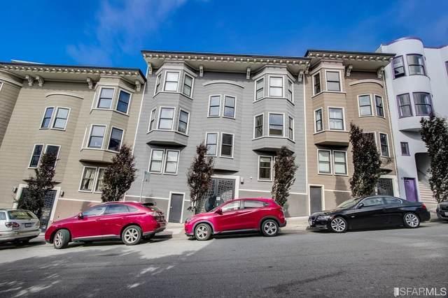 1546 Jones Street, San Francisco, CA 94109 (#421523090) :: Corcoran Global Living