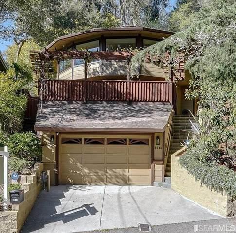 5643 Florence Terrace, Oakland, CA 94611 (MLS #421520502) :: Keller Williams San Francisco