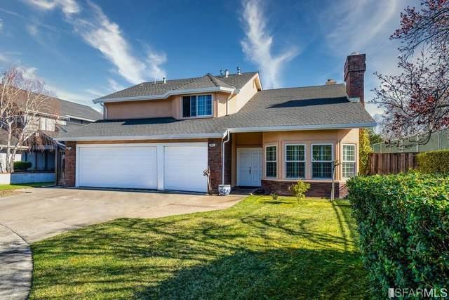 602 Cornwallis Lane, Foster City, CA 94404 (MLS #421523256) :: Compass