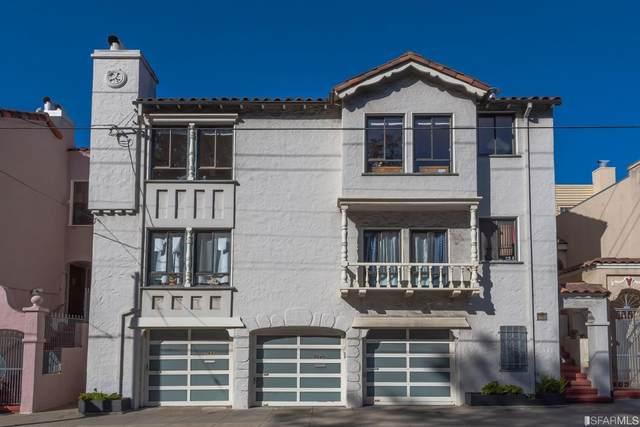 5640 Fulton Street, San Francisco, CA 94121 (MLS #421522917) :: Keller Williams San Francisco